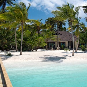 Atmosphere Kanifushi - Luxury Maldives Honeymoon Packages - Beach overview