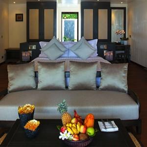 Atmosphere Kanifushi - Luxury Maldives Honeymoon Packages - Interior bedroom