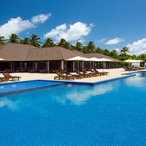 Atmosphere Kanifushi - Luxury Maldives Honeymoon Packages - Pool2