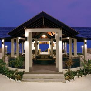 Atmosphere Kanifushi - Luxury Maldives Honeymoon Packages - Spa exterior