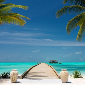 Atmosphere Kanifushi - Luxury Maldives Honeymoon Packages - Walkway