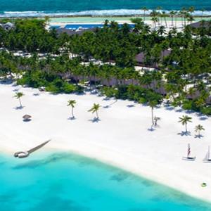 Atmosphere Kanifushi - Luxury Maldives Honeymoon Packages - aerial view2