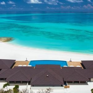Atmosphere Kanifushi - Luxury Maldives Honeymoon Packages - aerial view3