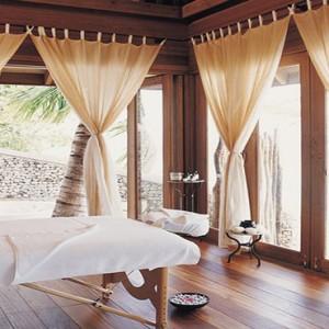 COMO Cocoa island - Luxury Maldives Honeymoon Packages - COMO Shambhala treatment