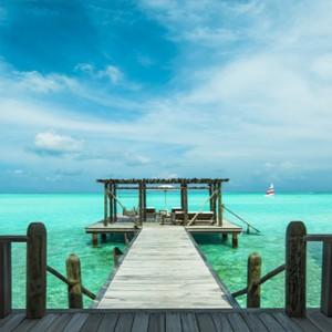COMO Cocoa island - Luxury Maldives Honeymoon Packages - COMO villa private bale