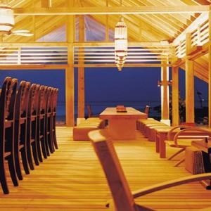 COMO Cocoa island - Luxury Maldives Honeymoon Packages - Faru bar