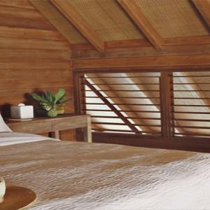 COMO Cocoa island - Luxury Maldives Honeymoon Packages - Loft villa bedroom