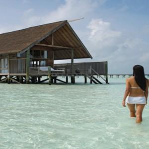 COMO Cocoa island - Luxury Maldives Honeymoon Packages - Loft villa terrace view
