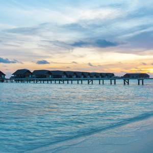 COMO Cocoa island - Luxury Maldives Honeymoon Packages - Sunset