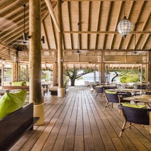 COMO Cocoa island - Luxury Maldives Honeymoon Packages - Ufaa restaurant