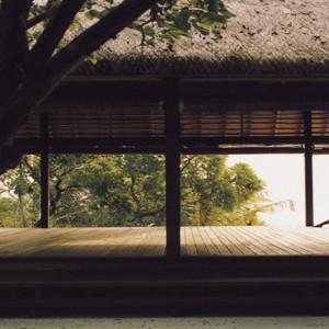 COMO Cocoa island - Luxury Maldives Honeymoon Packages - Yoga pavilion