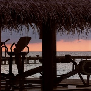 Coco Bodu Hithi - Luxury Maldives Honeymoon Packages - Fitness