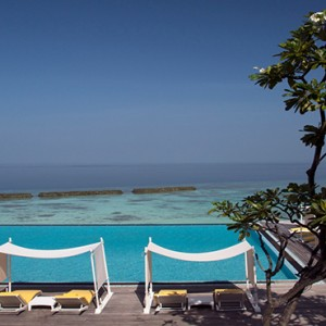 Coco Bodu Hithi - Luxury Maldives Honeymoon Packages - Latitude pool