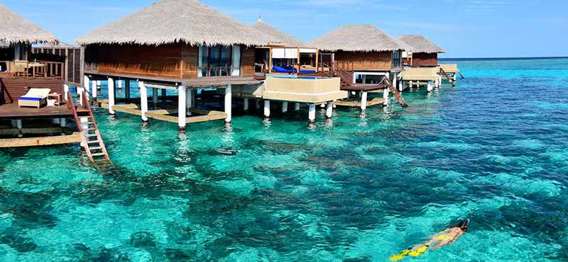 Coco Bodu Hithi Luxury Maldives Honeymoon Packages Honeymoon