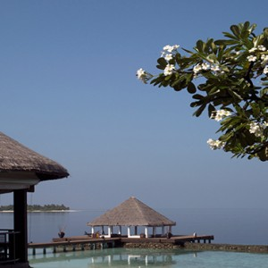 Coco Bodu Hithi - Luxury Maldives Honeymoon Packages - Tsuki restaurant view