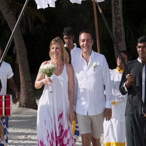 Coco Bodu Hithi - Luxury Maldives Honeymoon Packages - Wedding