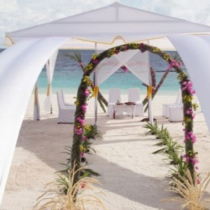 Coco Bodu Hithi - Luxury Maldives Honeymoon Packages - Wedding1