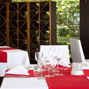 Coco Bodu Hithi - Luxury Maldives Honeymoon Packages - Wine loft