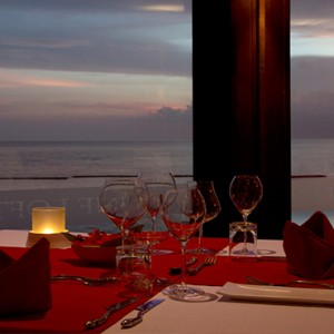 Coco Bodu Hithi - Luxury Maldives Honeymoon Packages - Wine loft1