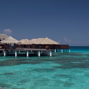 Coco Bodu Hithi - Luxury Maldives Honeymoon Packages - spa villa