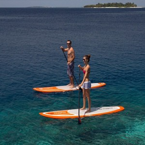 Coco Bodu Hithi - Luxury Maldives Honeymoon Packages - watersport activity