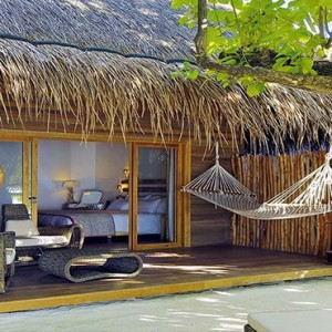 Constance Moofushi - Luxury Maldives Honeymoon Packages - Beach Villa exterior