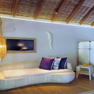 Constance Moofushi - Luxury Maldives Honeymoon Packages - Beach Villa interior