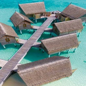 Constance Moofushi - Luxury Maldives Honeymoon Packages - Spa villas