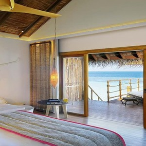 Constance Moofushi - Luxury Maldives Honeymoon Packages - Water Villa view