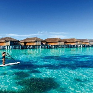 Constance Moofushi - Luxury Maldives Honeymoon Packages - Watersport activity