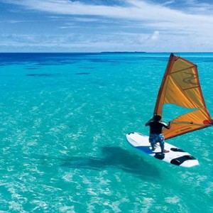 Constance Moofushi - Luxury Maldives Honeymoon Packages - Watersport activity1