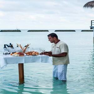 Constance Moofushi - Luxury Maldives Honeymoon Packages - Wine tasting