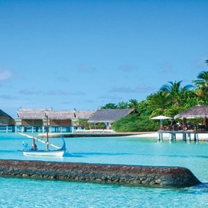 Constance Moofushi - Luxury Maldives Honeymoon Packages - lagoon view1