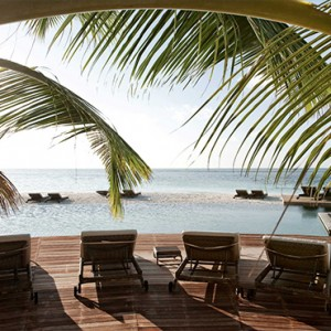 Constance Moofushi - Luxury Maldives Honeymoon Packages - lagoon views