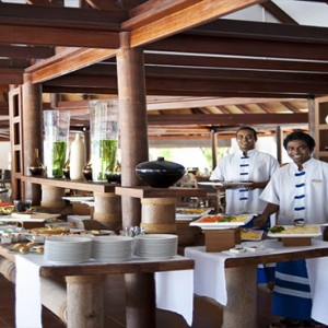 Diamonds Athuruga - Luxury Maldives Honeymoon Packages - Maakeyn Buffet Restaurant