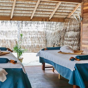 Diamonds Athuruga - Luxury Maldives Honeymoon Packages - spa treatment room