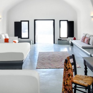 Greece Honeymoon Packages Ambassador Hotel Santorini Infinity Cave Suite