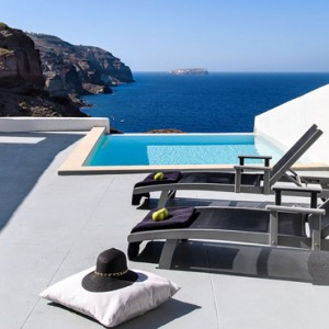 Greece Honeymoon Packages Ambassador Hotel Santorini Infinity Cave Suite 3