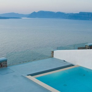 Greece Honeymoon Packages Ambassador Hotel Santorini Infinity Honeymoon Cave Suite 3