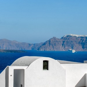 Greece Honeymoon Packages Ambassador Hotel Santorini Exterior 10