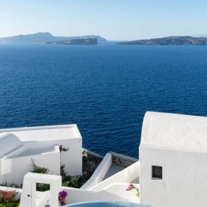 Greece Honeymoon Packages Ambassador Hotel Santorini Exterior 2