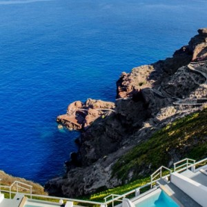 Greece Honeymoon Packages Ambassador Hotel Santorini Exterior 3