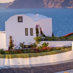 Greece Honeymoon Packages Ambassador Hotel Santorini Exterior 4