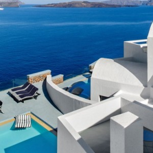 Greece Honeymoon Packages Ambassador Hotel Santorini Exterior 6