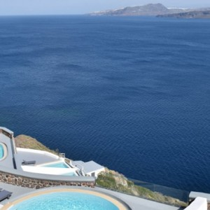 Greece Honeymoon Packages Ambassador Hotel Santorini Exterior 7