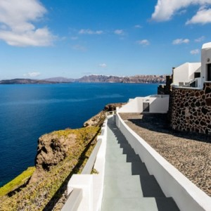 Greece Honeymoon Packages Ambassador Hotel Santorini Exterior 8