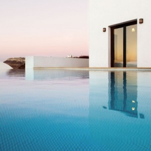 Greece Honeymoon Packages Ambassador Hotel Santorini Pool 2