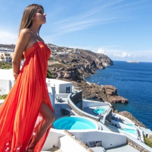 Greece Honeymoon Packages Ambassador Hotel Santorini Views 4