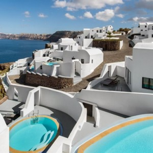 Greece Honeymoon Packages Ambassador Hotel Santorini Villas 3
