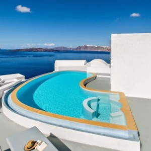 Greece Honeymoon Packages Ambassador Hotel Santorini Villas 5
